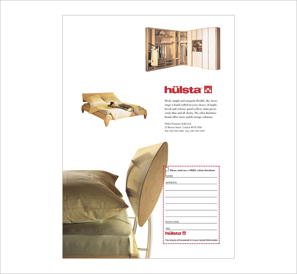 Hulsta Furniture : Press