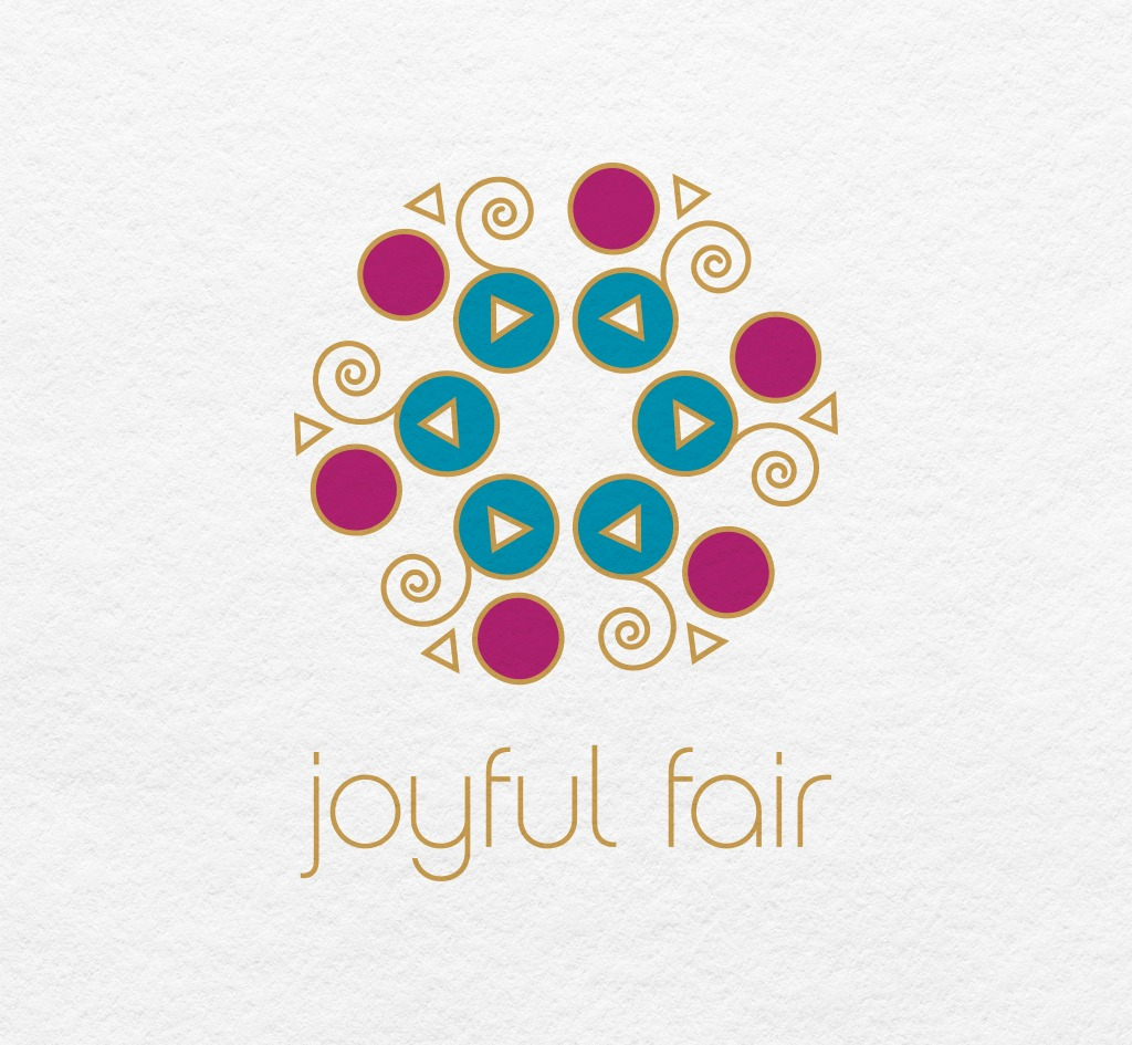 Joyful fair : Logo