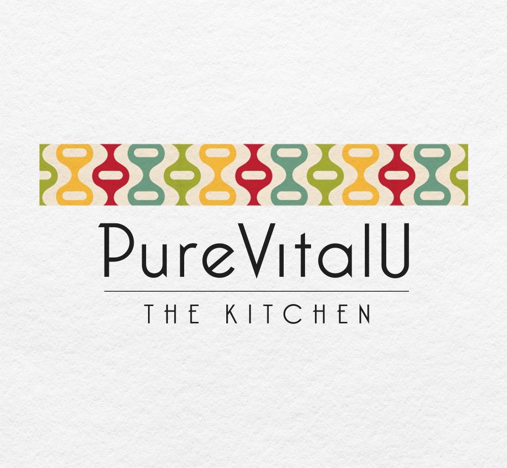 PureVitalU : Logo