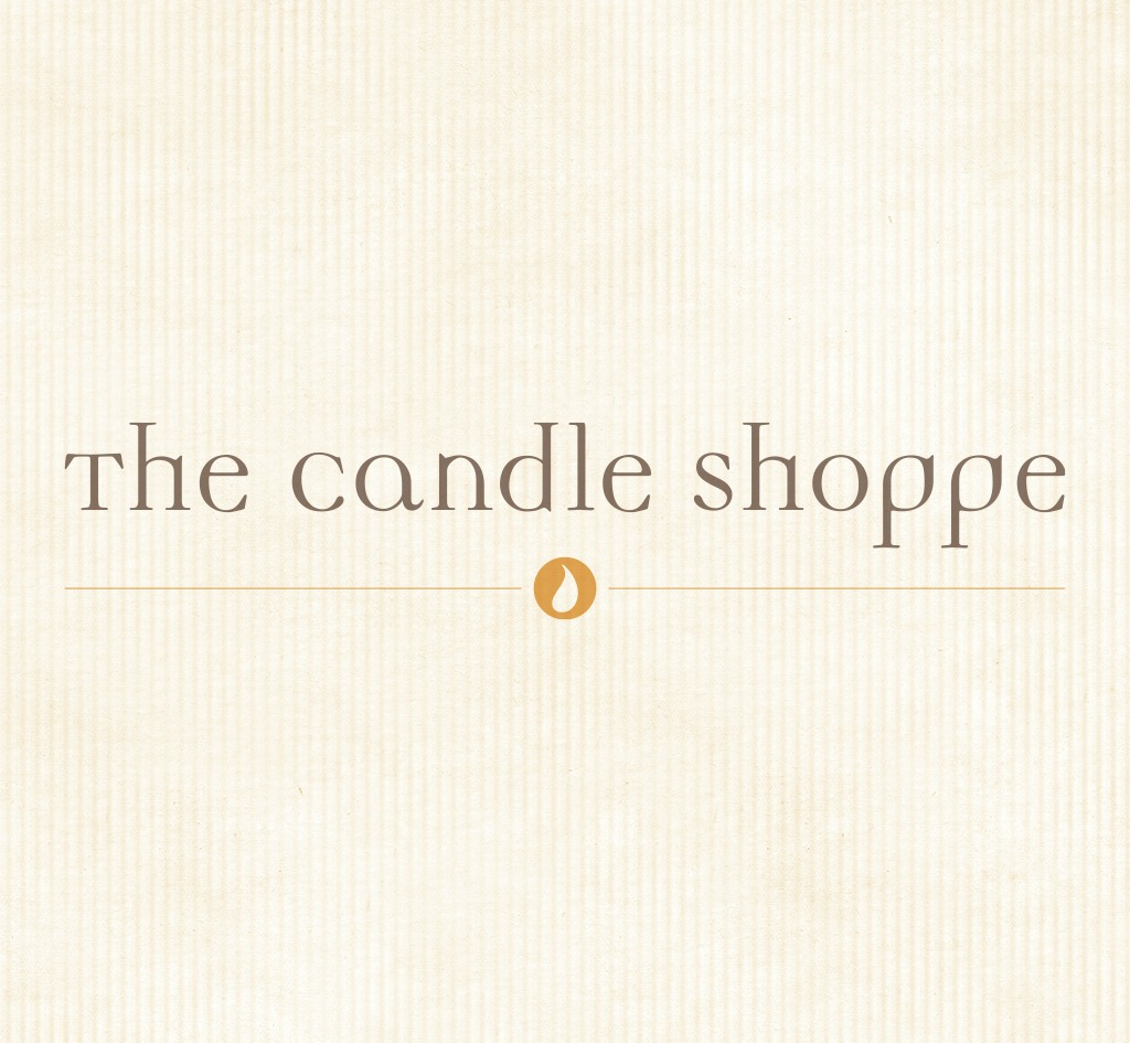 The Candle Shoppe : Logo