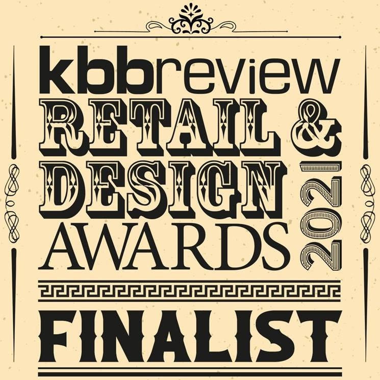 Image of the kbbreview Retail & Design Awards 2021 poster
