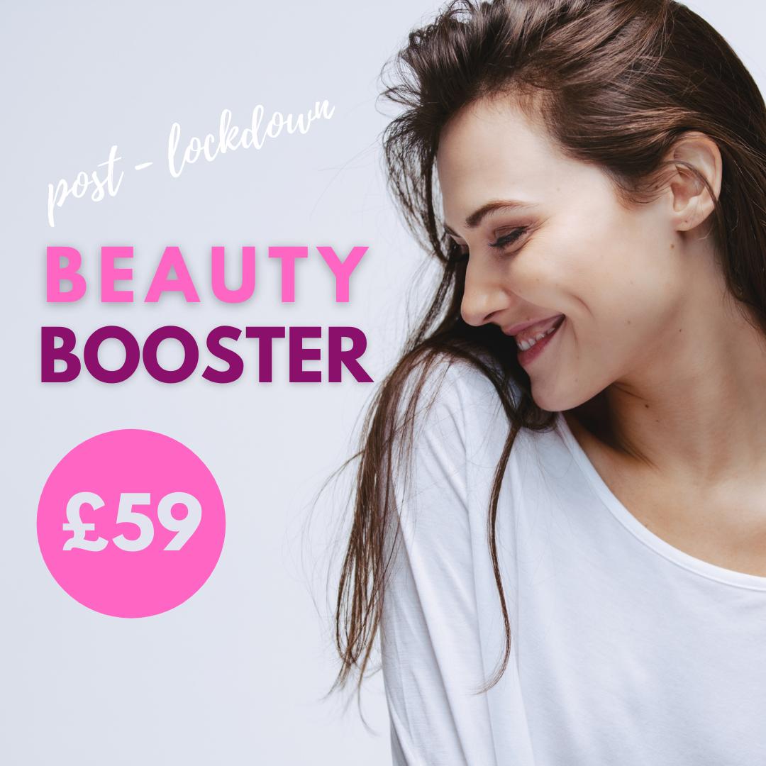 Post-Lockdown Beauty Boost - Offer Extended!