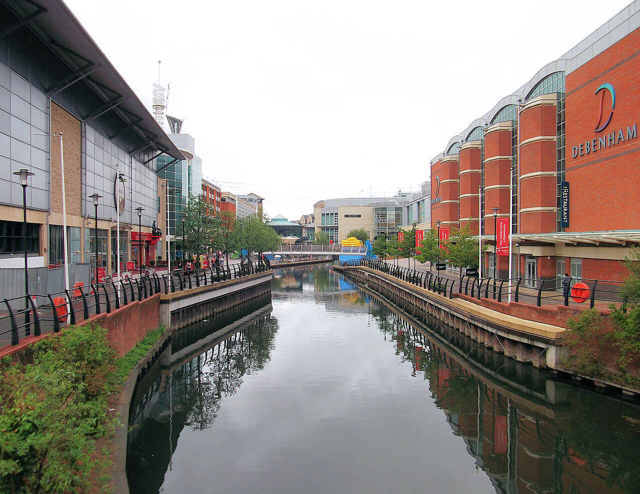 Picture of Reading Shopping Centre