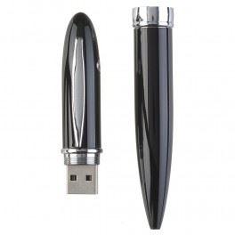 CLE USB STYLO A BILLE ENCRE NOIRE