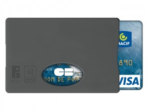 PROTEGE CARTE DE CREDIT ANTI-RFID
