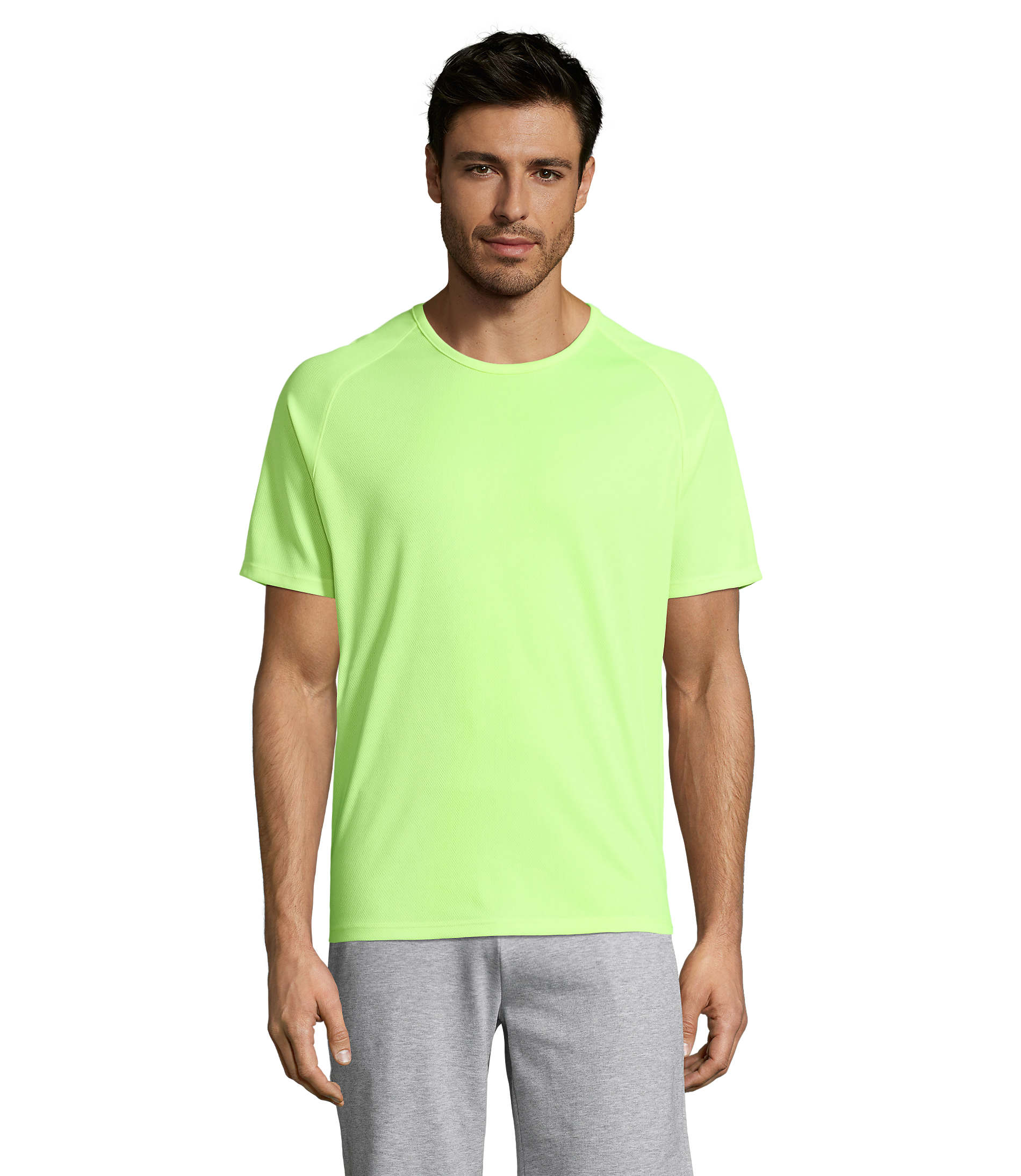 TEE SHIRT SPORT POLYESTER SPORTY