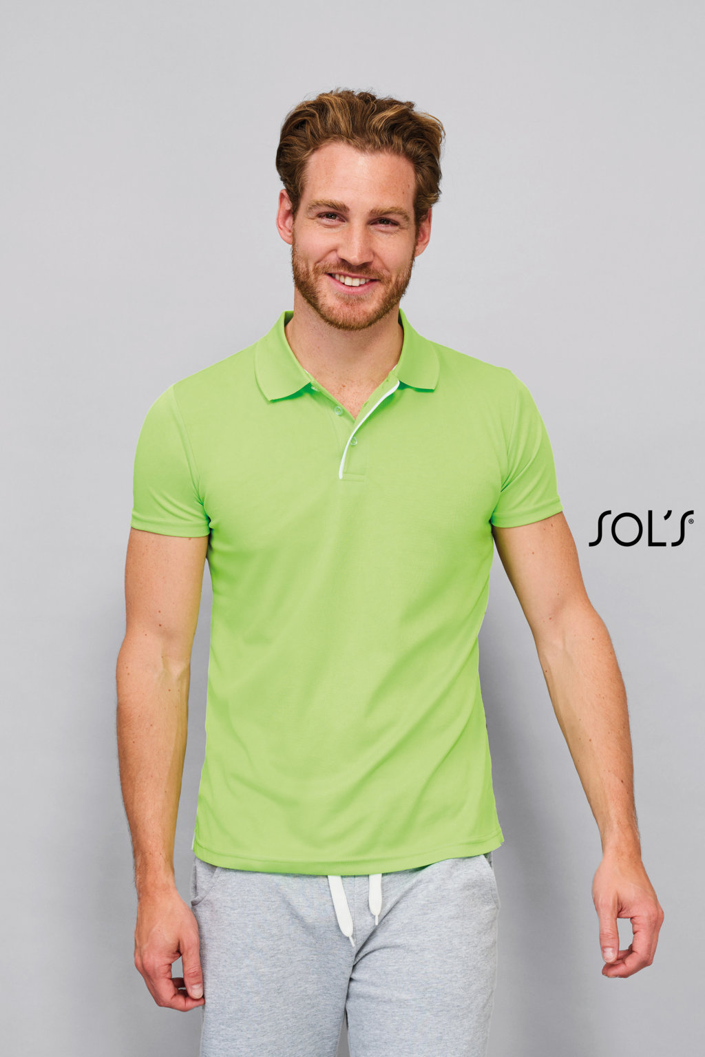 POLO SPORT HOMME SOL'S PERFORMER MEN