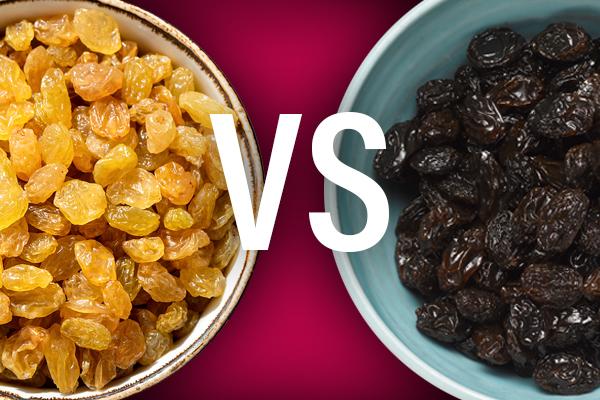 California raisins food recipe