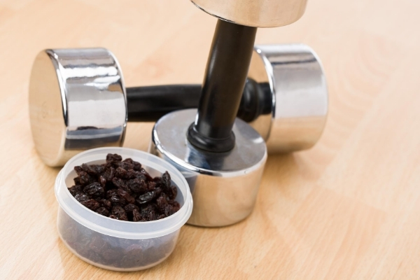California raisins weights