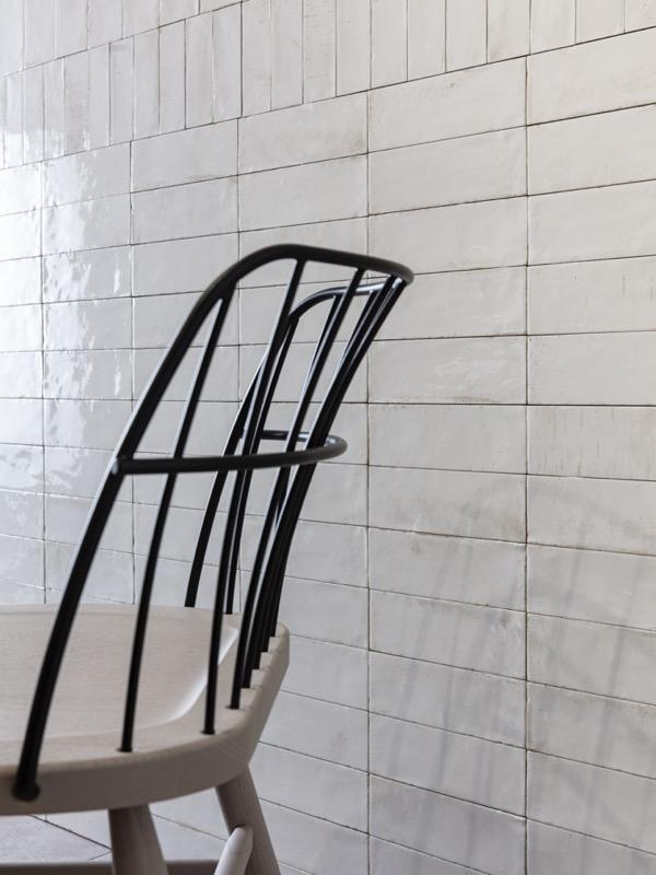 Gleeze Bianco Glazed Porcelain Tiles