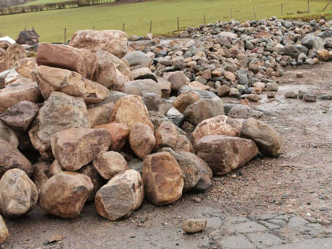 Cambrian Boxed Boulders