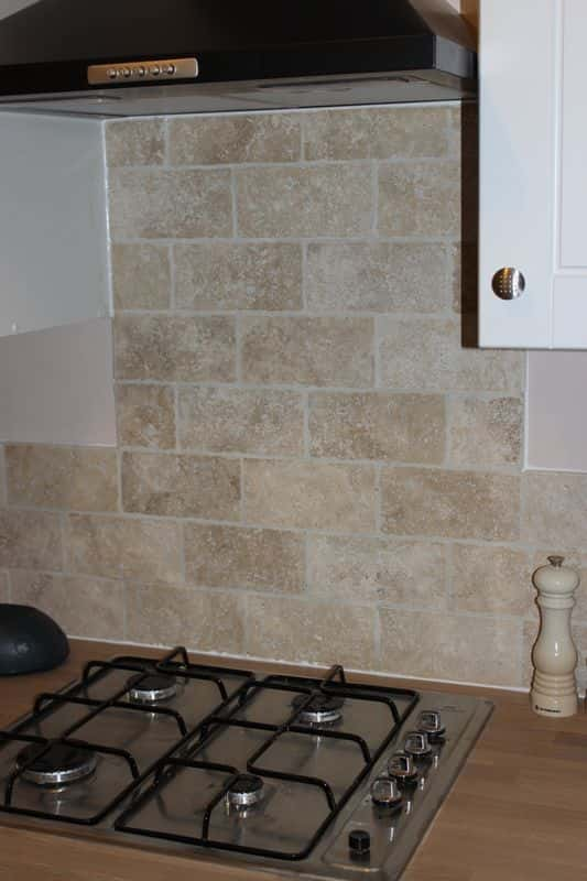 Classic Tumbled & Unfilled Travertine Tiles