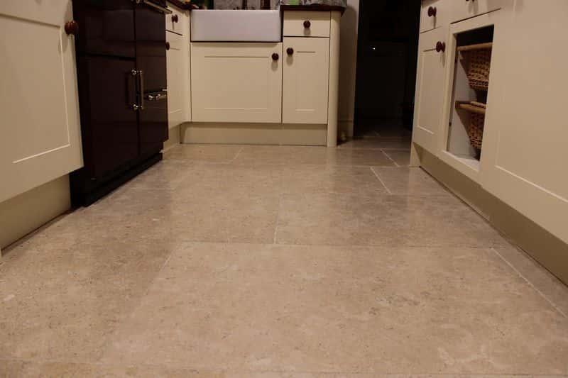 Dijon Tumbled Limestone Tiles