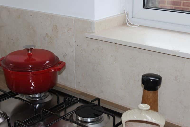 Galala Tumbled Limestone Tiles