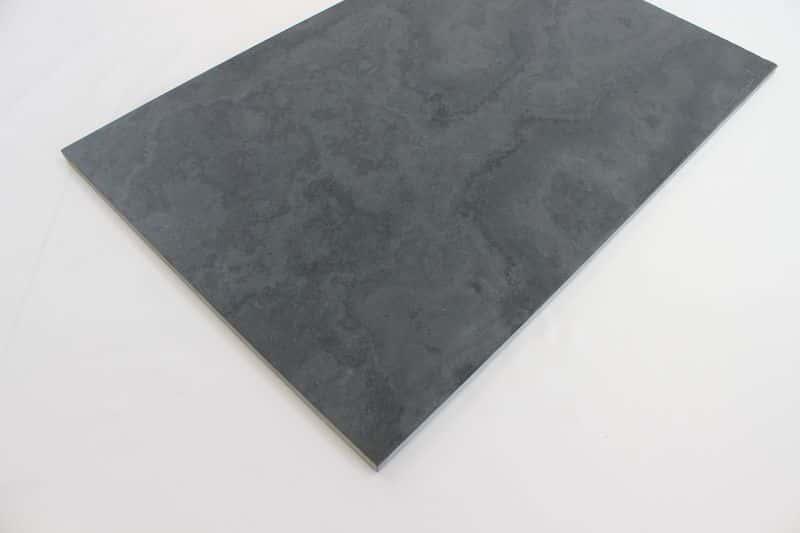 Honed Black Slate Tile