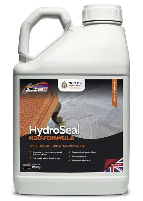 Universeal HydroSeal H<sup>2</sup>0 Patio Sealant