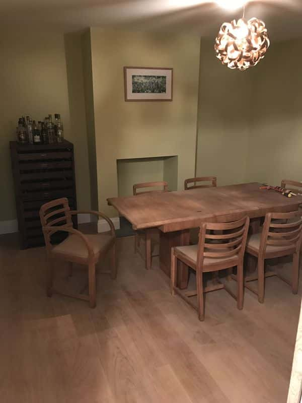 20x200 Engineered Oak Oiled - Prime Grade