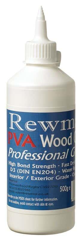 Rewmar PVA Wood Glue 500g