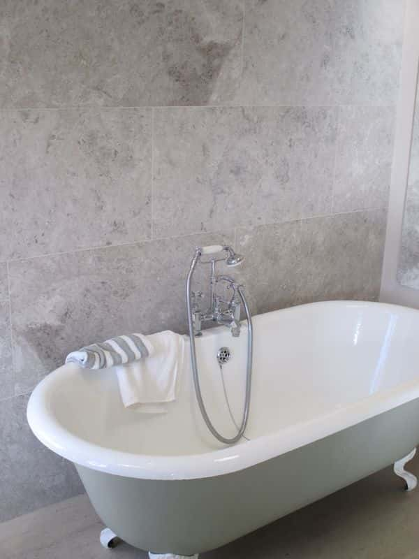 Silver Shadow Honed Marble