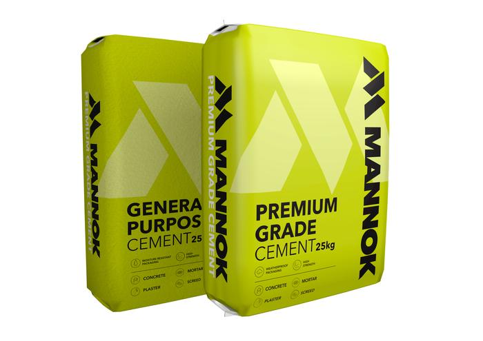Mannok Cement