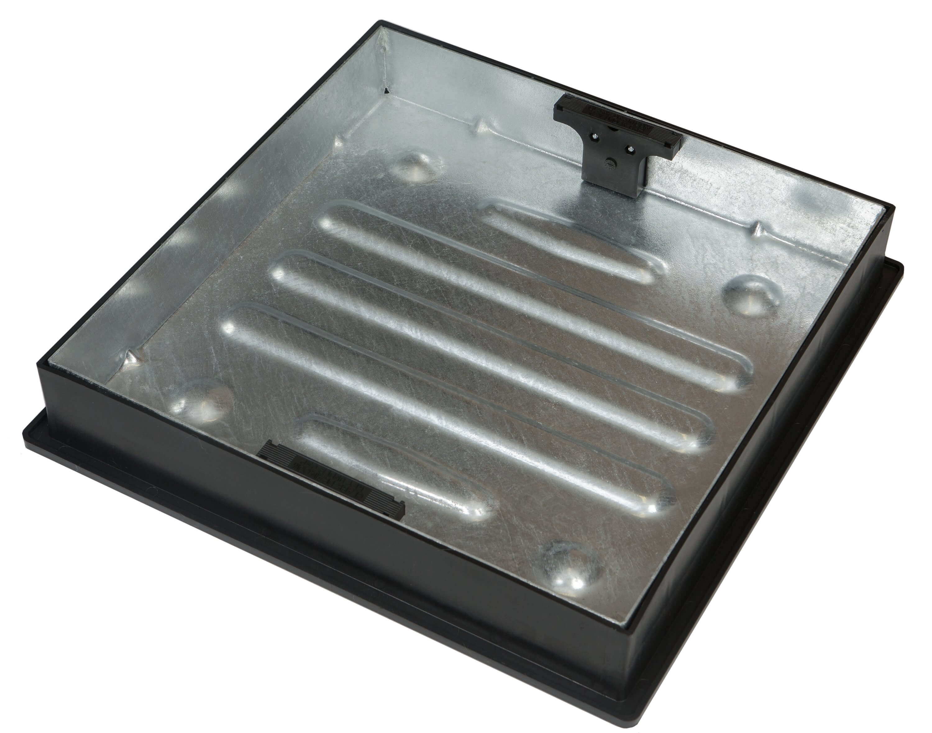 Square To Round Recessed manhole Covers
