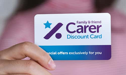 Carer Discount Card - Business Engagement Volunteer