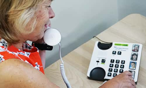 Carer Equipment Service Technology Volunteer