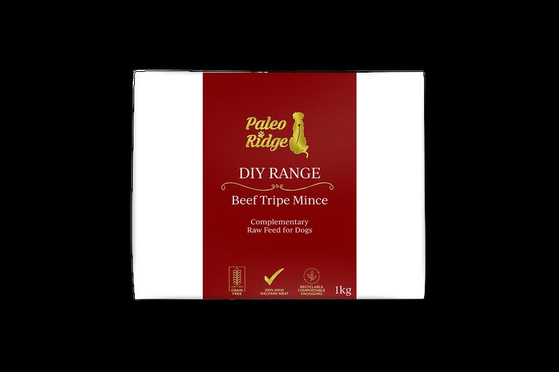 Paleo Ridge - Beef Tripe Mince - 1kg