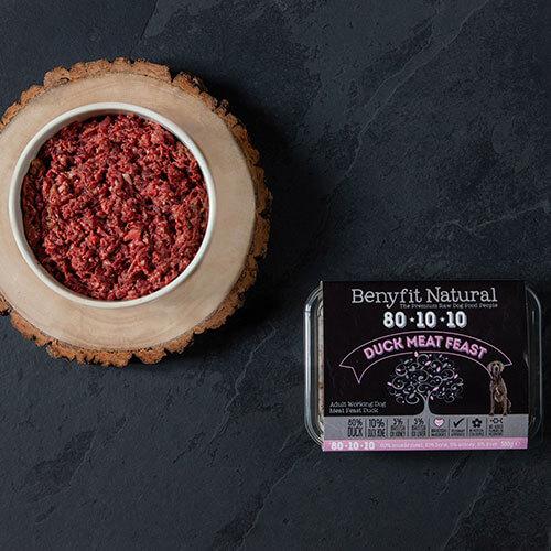 Benyfit 80*10*10 Duck Meat Feast 1kg