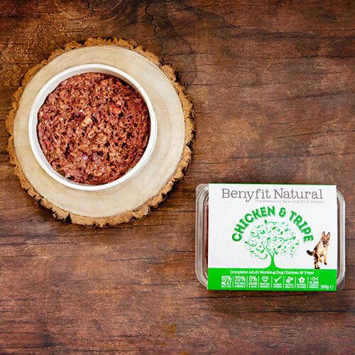 Benyfit Natural, Chicken & Tripe 1kg