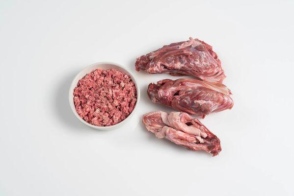 Paleo Ridge - Duck Carcass Mince - 1kg