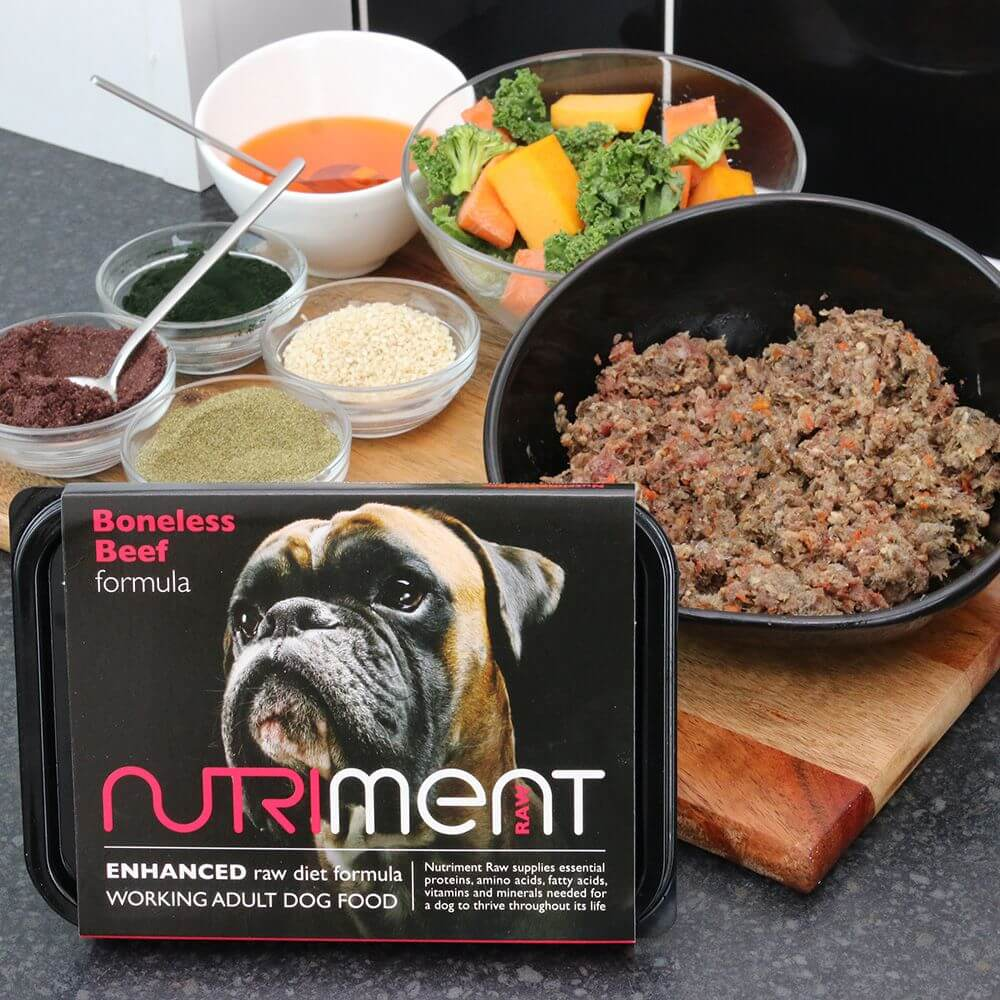 Nutriment Mixed Case, 500g tubs