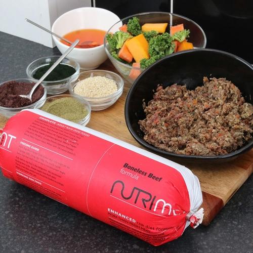 Nutriment - Boneless Beef - 1.4kg Chubb