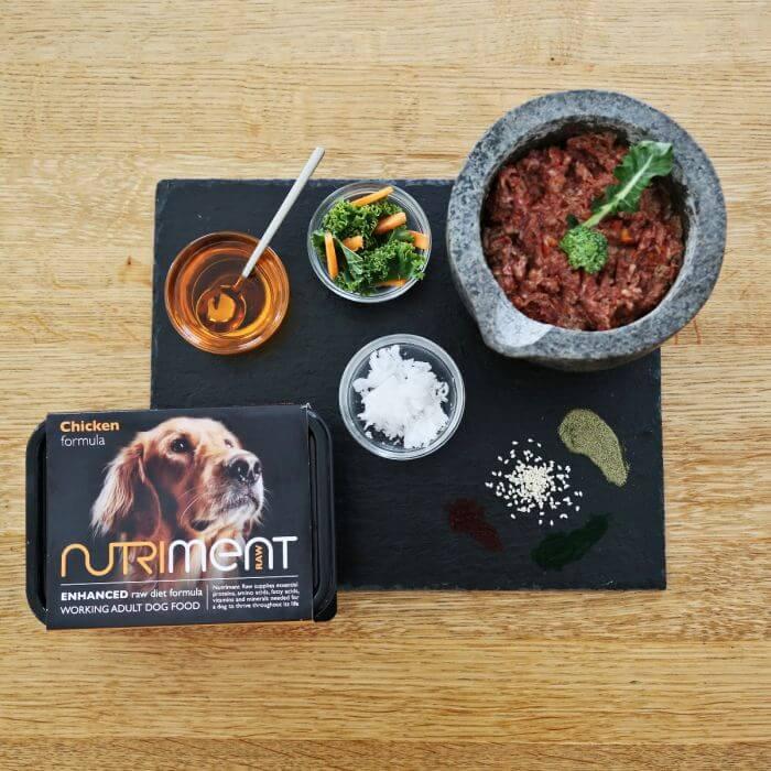 Nutriment - Chicken - 500g