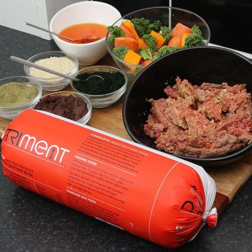 Nutriment - Duck - 1.4kg Chubb
