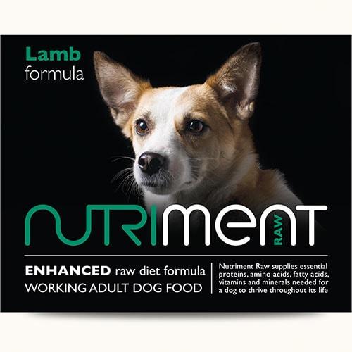 Nutriment - Lamb - 500g