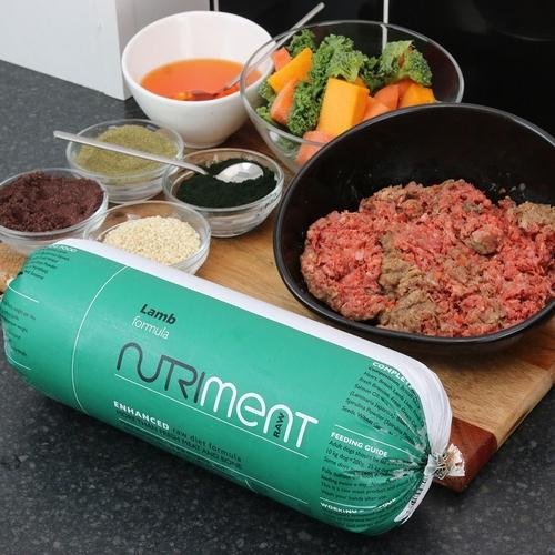 Nutriment - Lamb - 1.4kg Chubb