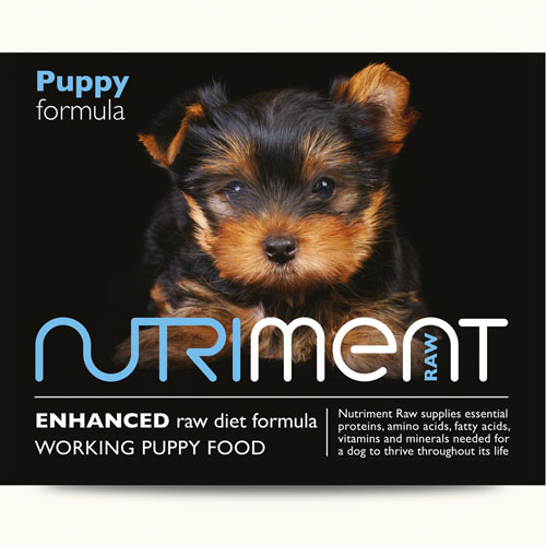 Nutriment - Puppy - 500g