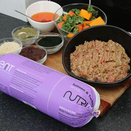 Nutriment - Salmon with Turkey - 1.4kg Chubb