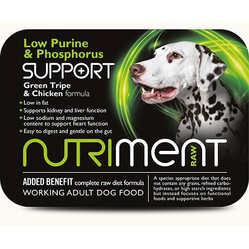 Nutriment - Low Purine & Phosphorus Support - 500g