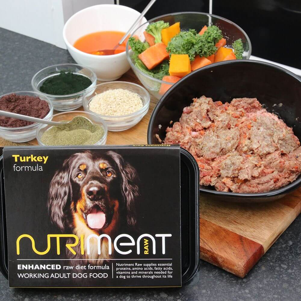 Nutriment - Turkey - 500g