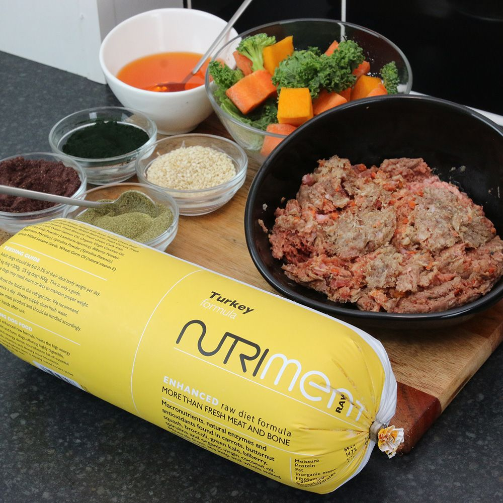 Nutriment - Turkey - 1.4kg Chubb