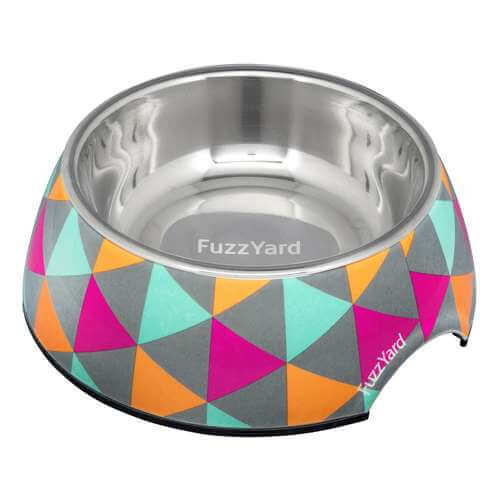 POP Easy Feeder Dog Bowl