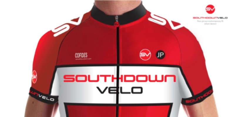 Southdown Velo - sharp dressed cyclists