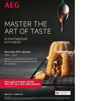 AEG Demonstration Day