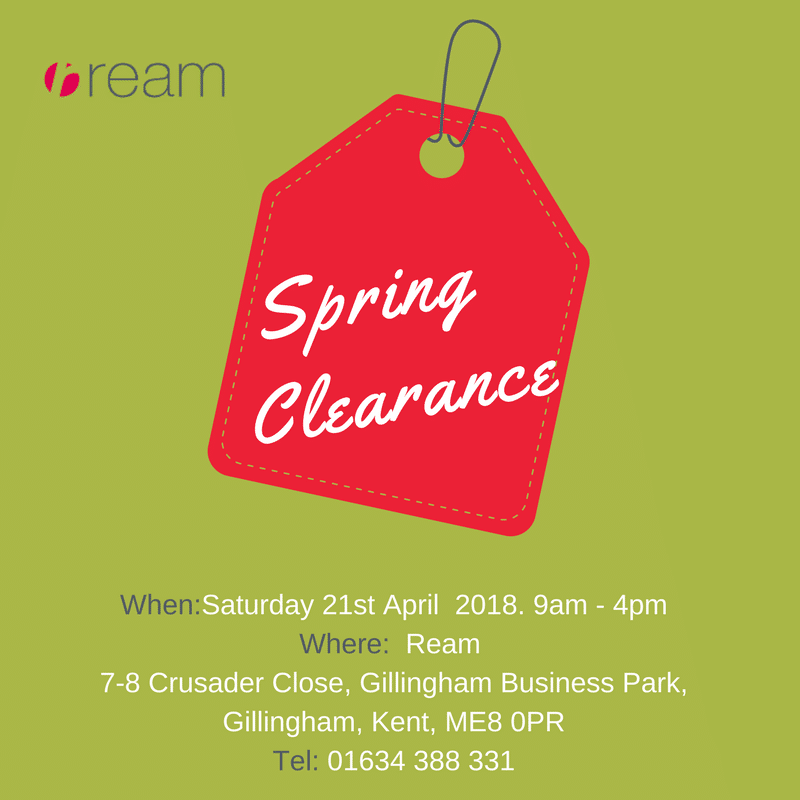 Ream Clearance Day