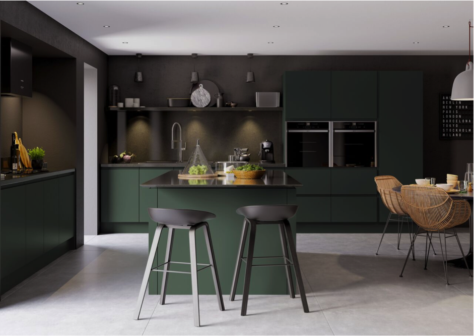 How To Plan A Kitchen For Entertaining