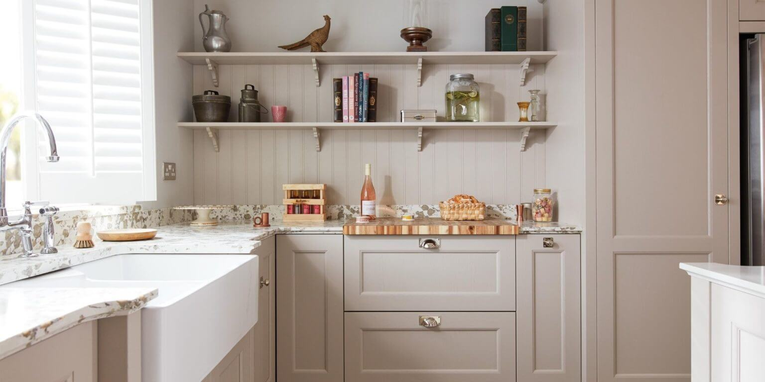 Maximising Storage In Your New Kitchen