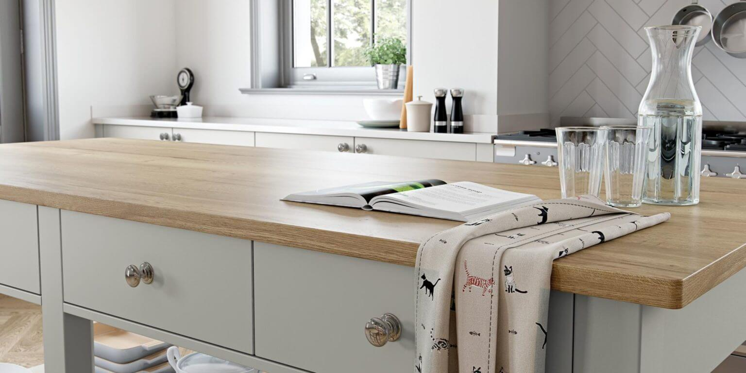 A Guide To Choosing Kitchen Worktops