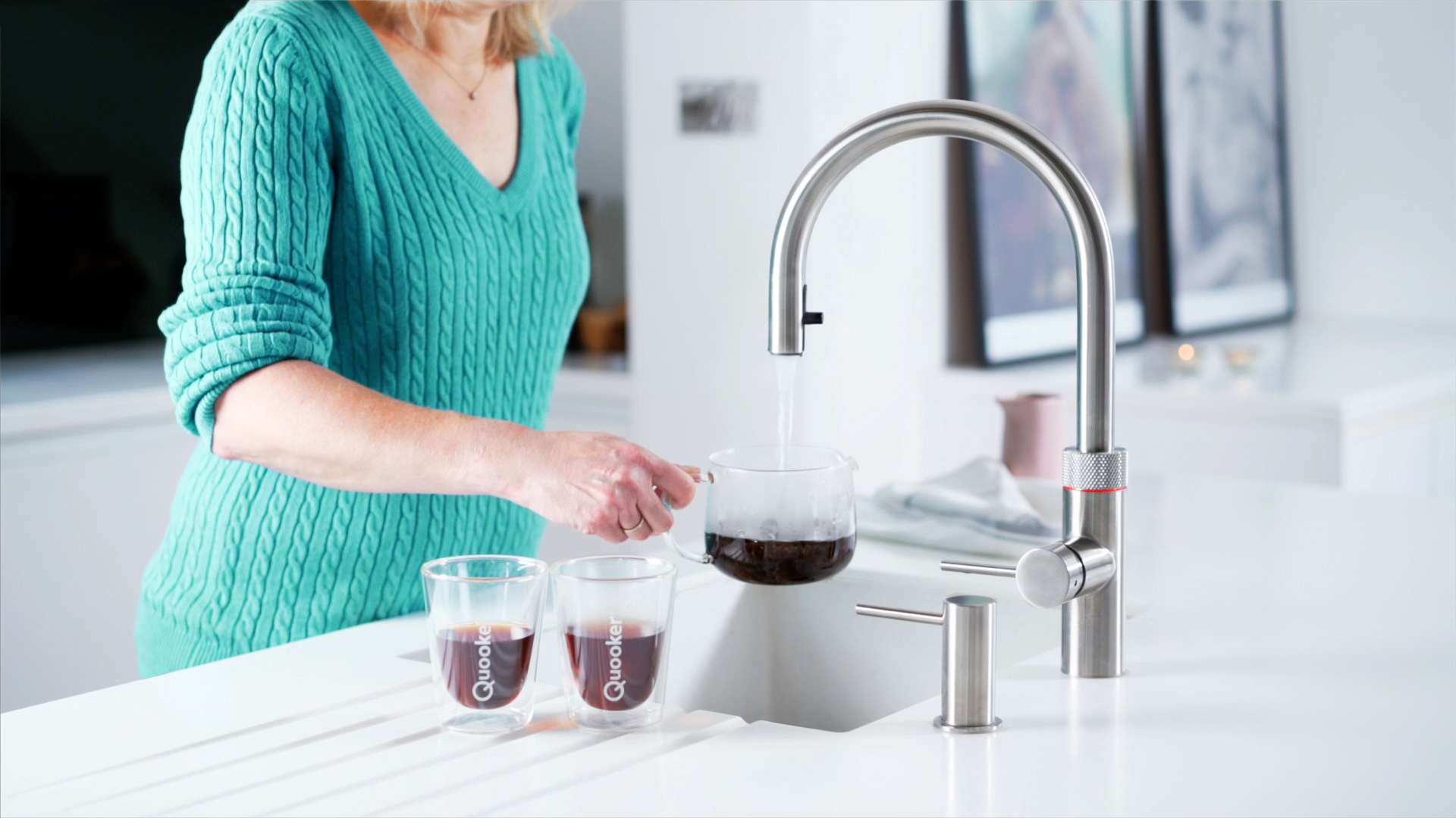 What Are Quooker Taps & Should You Include One In Your Kitchen?
